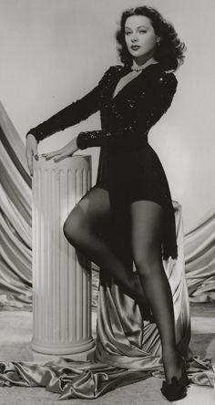 "gatabella: ""Hedy Lamarr """