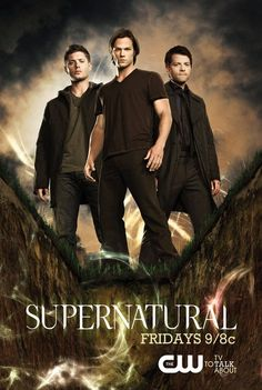 The Supernatural Boys!