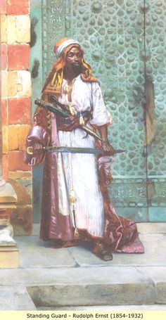 The Berbers (Moors)