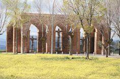 Ermita de El Calvario, construcción popular del siglo XVII. Siempre vigilando los alrededores del Pueblo.