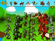 """App review by Super Mommy to the Rescue - This app is recommended for ages 5 – 9. My son is 12 and he absolutely loves (...) My sons exact words, """"This is epic."""" - Read more: http://supermommytotherescue.com/sticker-play-knights-dragons-and-castles-app-review"""