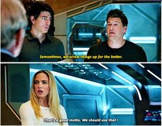 DC's Legends of Tomorrow - Scandal Quotes, Glee Quotes, Tv Show Quotes, Scandal Abc, Legends Of Tomorrow Cast, Legends Of Tommorow, The Cw Shows, Dc Tv Shows, Supergirl Dc