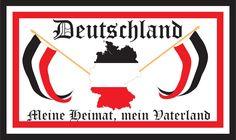 Bildergebnis für deutsches kaiserreich flagge