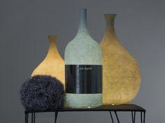Lampada da tavolo in Nebulite® LUCE LIQUIDA by In-es.artdesign