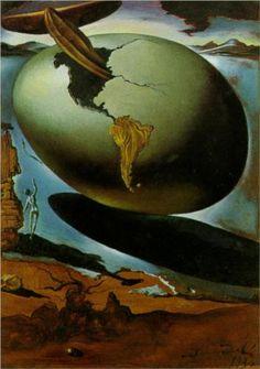 Allegory of an American Christmas | Salvador Dali | 1937