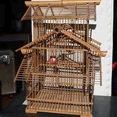 CHINESE BIRD CAGES on Pinterest | Bird Cages, Chinese and Birdcages