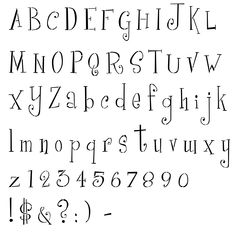 Cute Letter Stencils    Alphabet For Alphabet Blue Alphabet How