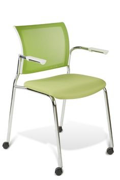 go green office furniture the mod office jenna conference chair white frame 24900 http 83 best go green images on pinterest desk