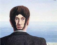The glass house - René Magritte