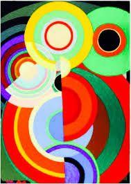 Resultado de imagem para robert delaunay cubismo