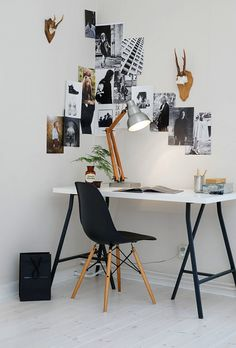 21 IKEA Desk Hacks for the Most Productive Workspace *Ever* via Brit + Co