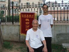 Junto al Gran Maestro Li Jing Xuan
