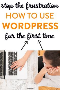 High Quality WordPress Tips Straight From The Experts – WordPress Wordpress For Beginners, Learn Wordpress, Wordpress Plugins, Blogging For Beginners, Wordpress Free, Wordpress Admin, Wordpress Template, Admin Login, Blog Tips