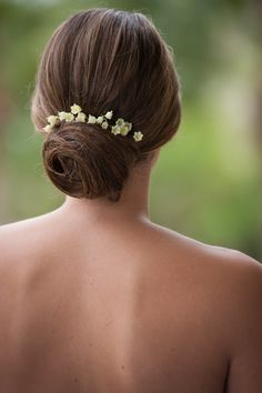 #Hairstyle #bridal #elegant