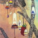 Wind Chimes, Blue-Agave-011 (Daniel Randolph, PacificBlueGallery)