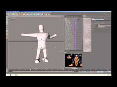 001 Making characters come to life for beginners in Cinema 4d by M dot Strange - YouTube