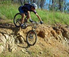 Six simple tips to help you become a better mountain biker.
