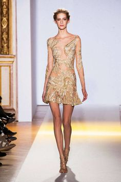 Zuhair Murad Spring 2013 Couture Runway - Zuhair Murad Haute Couture Collection