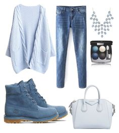 """""""Untitled #75"""" by rabiahk on Polyvore featuring Givenchy, Timberland, Charlotte Russe and Chanel"""