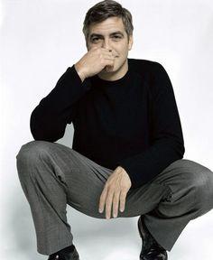 #George Clooney