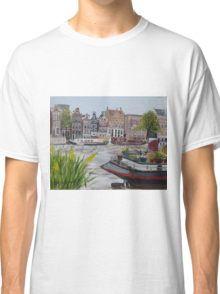 Amsterdam aan de Amstel Classic T-Shirt