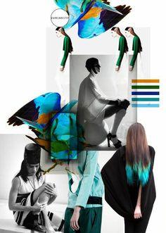 Design Portfolio Layout, Fashion Portfolio Layout, Portfolio Design, Layout Design, Portfolio Book, Fashion Illustration Portfolio, Design Portfolios, Book Design, Illustration Art Nouveau