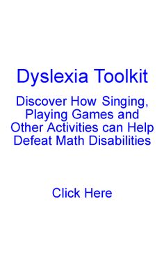 Linda helps parents who suspect their children have learning disabilities diagnose and live graciously with dyslexia, dyspraxia, dyscalculia and dysgraphia Math Dyslexia, Dyslexia Strategies, Dyslexia Teaching, Dysgraphia, Learn Math, Math Help, Math Intervention, Gillingham, Learning Styles