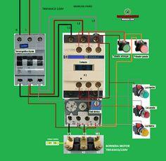 Esquemas eléctricos: ESQUEMA TRIFASICO