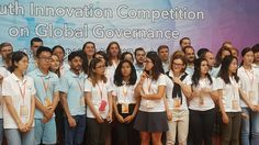 EuroBRICS Youth Platform and LEAP in Shangai for the Youth Innovation Competition on Global Governance 2016