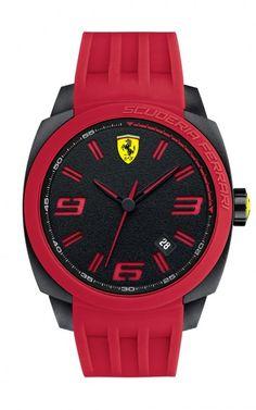 Scuderia Ferrari Aerodynamico SF0830118 Miesten kello - Malmin Korupaja