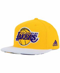 daabc2aeef3 adidas Los Angeles Lakers 2015 NBA Draft Snapback Cap   Reviews - Sports  Fan Shop By Lids - Men - Macy s