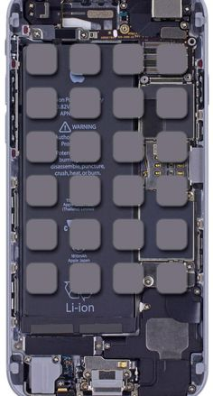 » IPhone6 board shelf Cool wallpaper.sc iPhone6