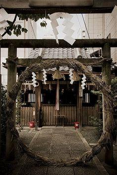 shrines everywhere
