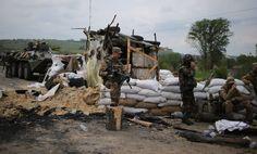 http://revoluciontrespuntocero.com/escalada-de-tension-en-ucrania-autodefensas-en-slaviansk-fotogaleria/ Escalada de tensión en Ucrania: autodefensas en Slaviansk