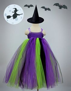 Still Time To Order ..... Witch Inspired by LittleAngelTutuDress & Evil Purple Minion Dress Costume - Despicable Me 2 Fancy Dress ...