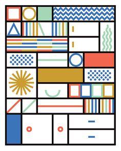 // Grafici Mobili Poster - www.latigre.net // Libreria Corradini