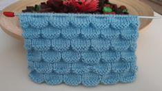 Two embossed knitting patterns & easy knitting patterns – Knitting patterns, knitting designs, knitting for beginners. Easy Knitting Patterns, Knitting Videos, Knitting Stitches, Knitting Socks, Knitting Designs, Knitting Projects, Baby Knitting, Crochet Projects, Crochet Patterns