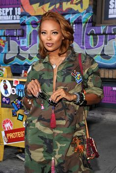 Eva Marcille Photos Photos: Hip Hop Honors: The Game Changers' at Paramount Studios Front Hair Styles, Curly Hair Styles, Natural Hair Styles, Hair Front, Pressed Natural Hair, Dyed Natural Hair, Hair Inspo, Hair Inspiration, Honey Blonde Hair