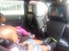 Autotain Car Headrest DVD Customer Testimonial - 2008 Ford Escape #headrestdvdplayer #family  http://www.onfair.com/2008-ford-escape-headrest-monitor-dvd-player-install-photos/
