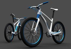 City electric bicycle 4