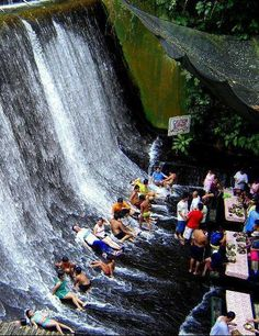 Restaurant in Philippines - I would love to try this out! What a great experience this would be