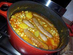 La meilleure recette de Ragoût d'haricots blanc aux saucisses de toulouse! L'essayer, c'est l'adopter! 5.0/5 (4 votes), 8 Commentaires. Ingrédients: 1 bocal d'haricot blanc 2 pommes de terre couper en quartier 5 saucisse de toulouse 2 oignonS emincé 5 gousses d'ail en chemise 1 brique de tomate solis 1 brique de créme fraiche