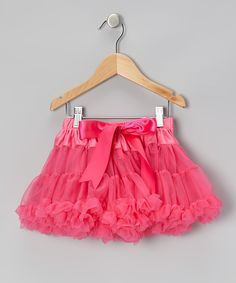 Days are brighter, nights are sweeter and fun is everlasting whenever a poufy pettiskirt full of flounce is on the scene. A stretchy waistband keeps this piece in place when twirls get lively, while a booming bow keeps it perfectly precious.Polyester / nylonHand wash; hang dryImported