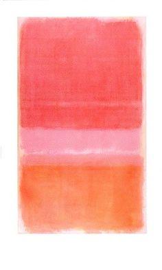 No 37 (red), 1956 By Mark Rothko