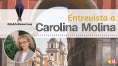 Un año de autoras: Carolina Molina – Esquinas Dobladas Interview, Author