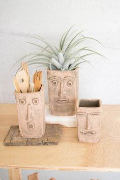Ceramic Clay, Ceramic Pottery, Pottery Art, Pottery Designs, Pottery Ideas, Diy Air Dry Clay, Diy Clay, Crafts With Clay, Air Dry Clay Crafts