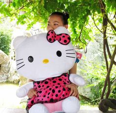 wholesale plush doll sanrio brand hello kitty toys,best price and high quality toys,k750 on AliExpress.com. $160.00