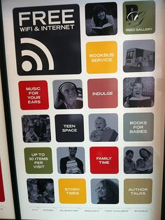 Dunedin Public Library posters