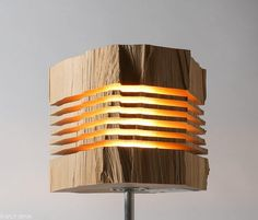 Beautiful Light Sculptures made with California Cedar Wood Floor Lamps Table Lamps Wood Lamps