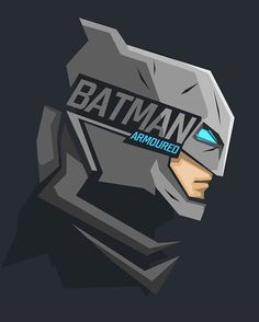 Batman (armored) #popheadshots